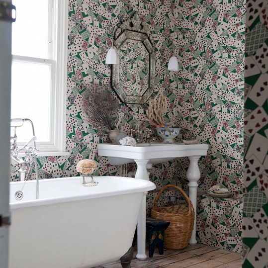 wallpaper designs for bathrooms 2012 - photo #44