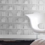 Bookshelf Wallpaper Series