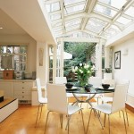 Conservatory Dining Ideas