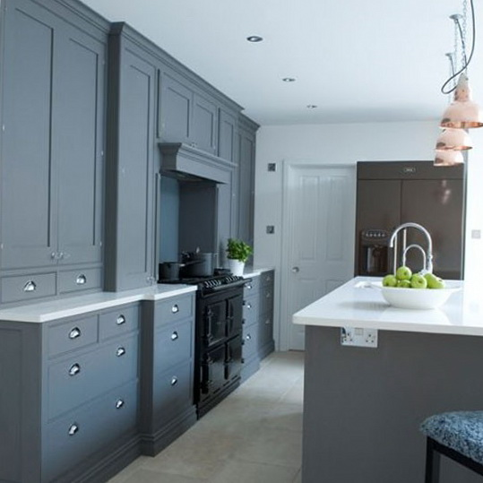 decorating ideas painted kitchens