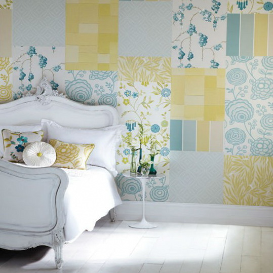 Wallpapers for bedroom best ideas ideas for home - Blue bedroom wallpaper ideas ...