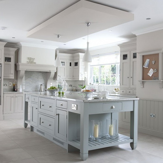Best Way To Paint Kitchen Cabinets White: Decorating Ideas – Painted Kitchens