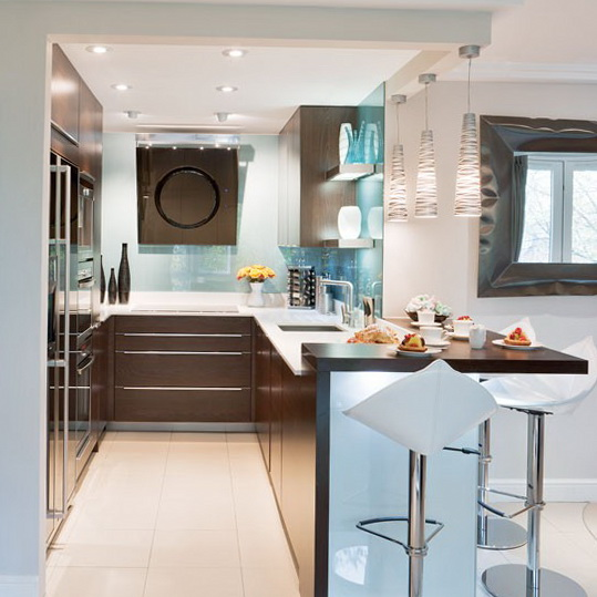 Kitchen Design Ideas For Small Kitchens November 2012: Best Ideas For Small Kitchens