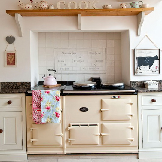 Summer Decorating Ideas For Country Kitchens
