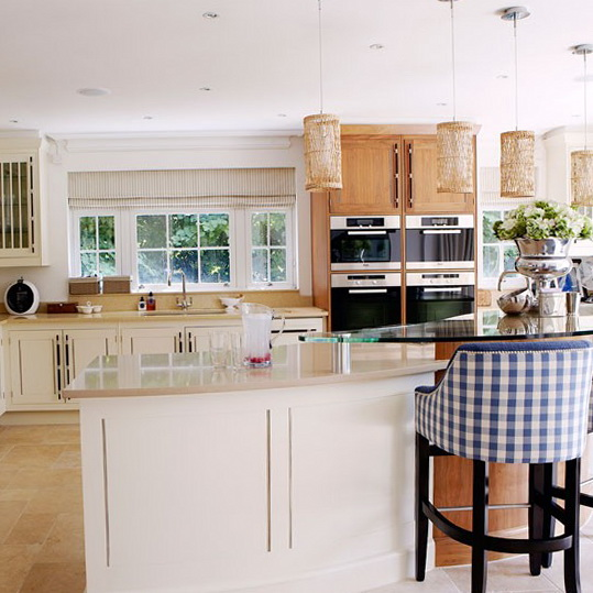 Country Kitchen Decorating Ideas: Summer Decorating Ideas For Country Kitchens