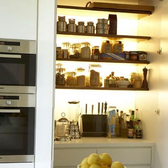 Kitchen Open Shelving Depth: Ideas For Home Garden Bedroom