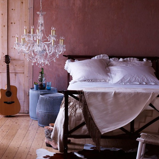 Decorating Ideas Modern Bedrooms Midnight Cowboy Bedroom