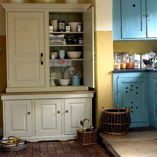Summer decorating ideas for country kitchens ideas for Summer kitchen design