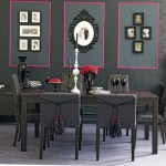 Drama Style Ideas for Dining Room