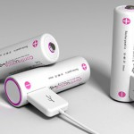 Batteries That Recharge Electronics
