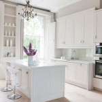 Ideas for White Kitchens