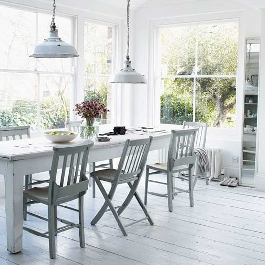 A Modern Bright And Airy Kitchen With Wooden Details: Ideas For Home Garden Bedroom