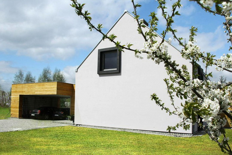 House in Poznan – Idea of Major Architekci | Ideas for Home Garden ...