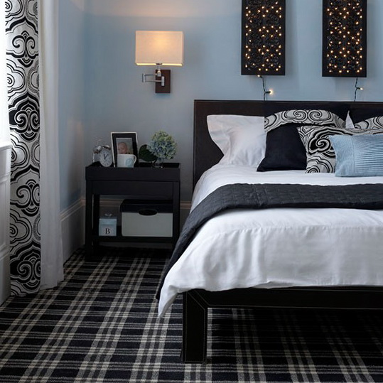 Tartan Bedroom Inspiration