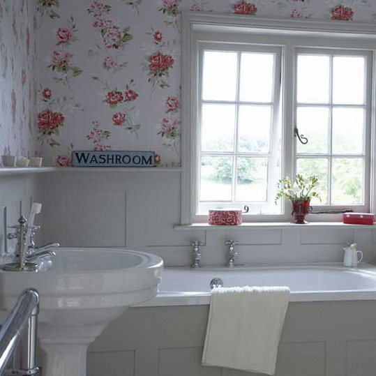 Black and white and blue bathroom - Small Ideas For Small Bathrooms Ideas For Home Garden Bedroom