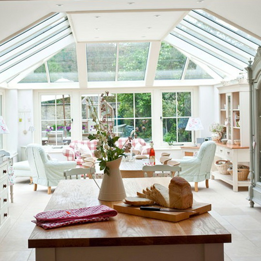 Ideas Of Country Conservatories Ideas For Home Garden