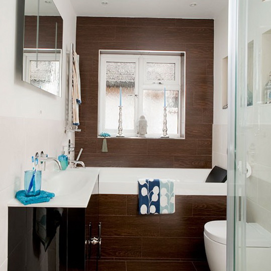 Spa bathroom makeover images frompo 1 for Bathroom makeover ideas