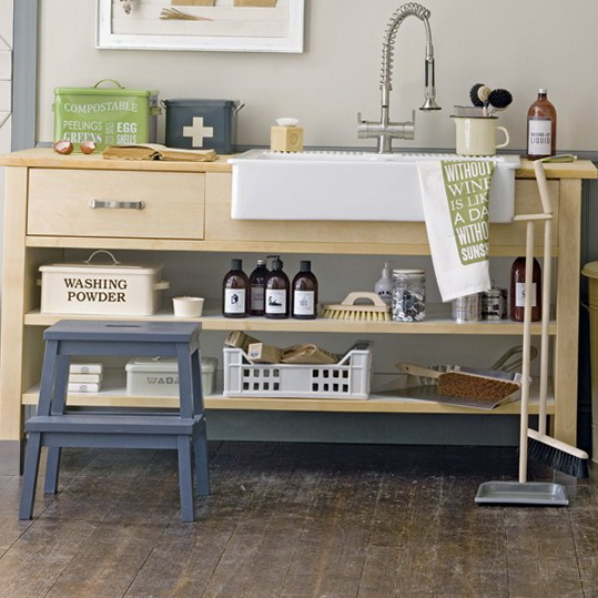 Cheap ideas for utility room ideas for home garden for Cheap kitchen units for utility room