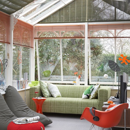 Modern Conservatory Ideas For Home Garden Bedroom