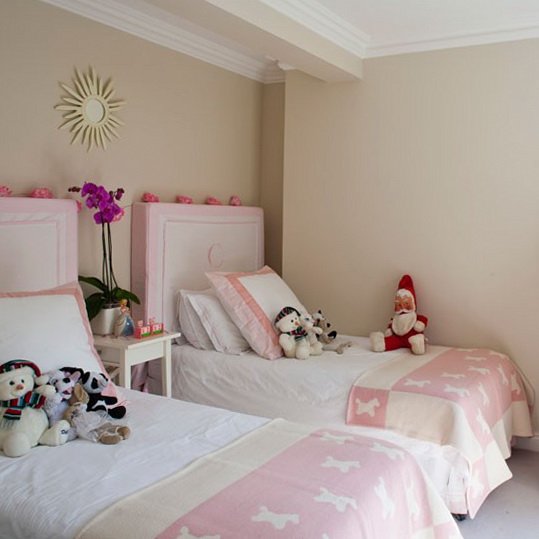 Classic Girl's Rooms Decorating Ideas