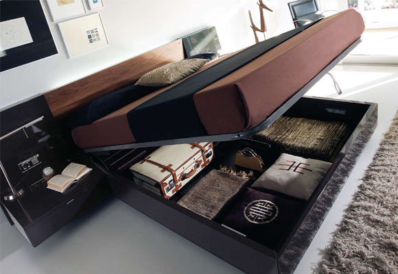 Modern furniture and designs for the bedroom ideas for - Under the bed storage ideas ...