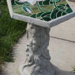 Garden Tables by Langan Fine Arts