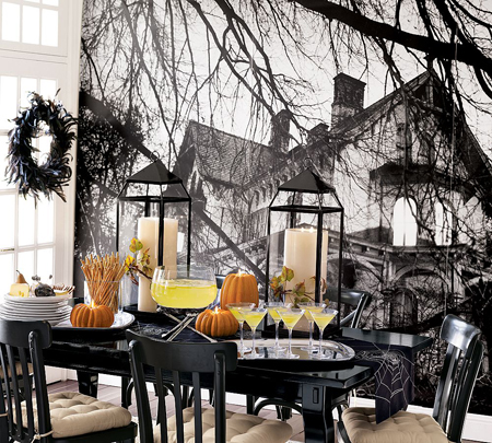 Design Ideas Home on Halloween Decorations And Designs   Ideas For Home Garden Bedroom
