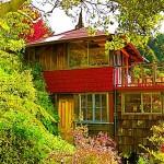 Rainbows and Dragons Hike Inn, Big Sur