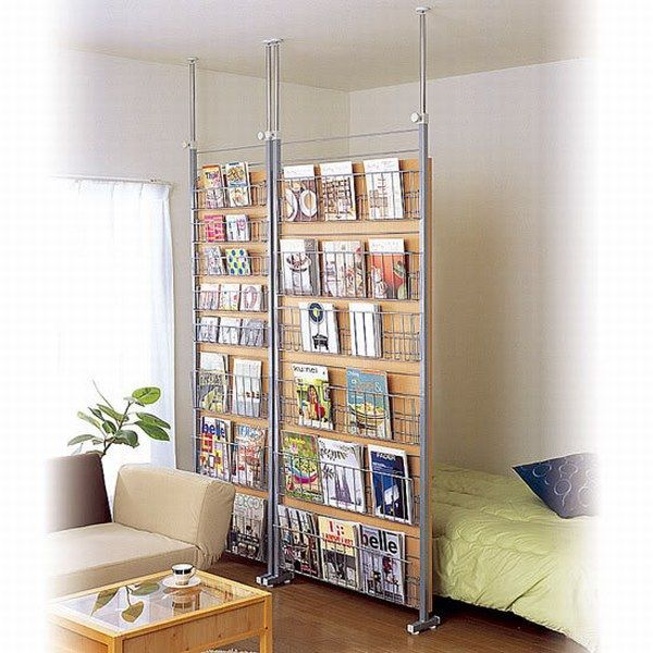 21 Amazing Shelf Rack Ideas For Your Home: Cool And Unconventional Shelving Ideas