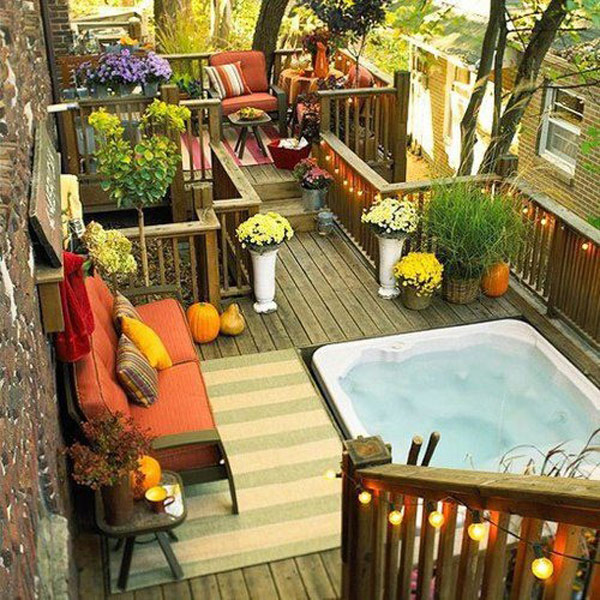 Rooftop Garden Design Ideas Adding Freshness To Your Urban