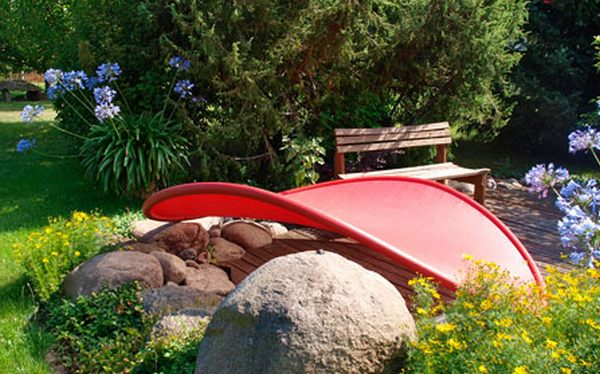 Relaxing Shallow Swing Potato Chip Chair Ideas For Home Garden