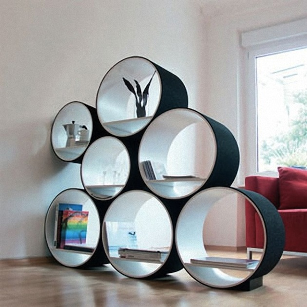 6 Ideas On How To Display Your Home Accessories: Creative Display Shelf Ideas