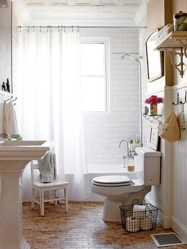 Functional Bathroom Design Ideas ~ Small and functional bathroom design ideas for