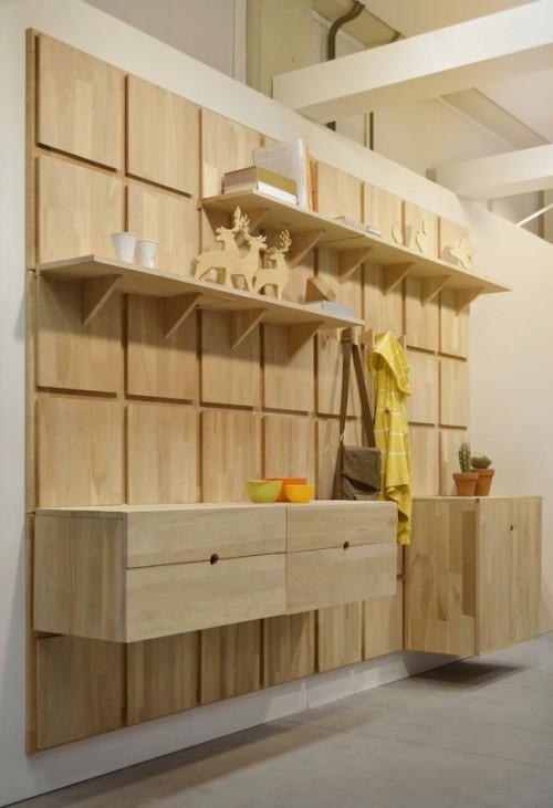 Lenga modular system ideas for home garden bedroom - Modular bedroom furniture systems ...