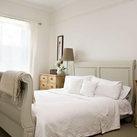 法国田园风格卧室装修图片