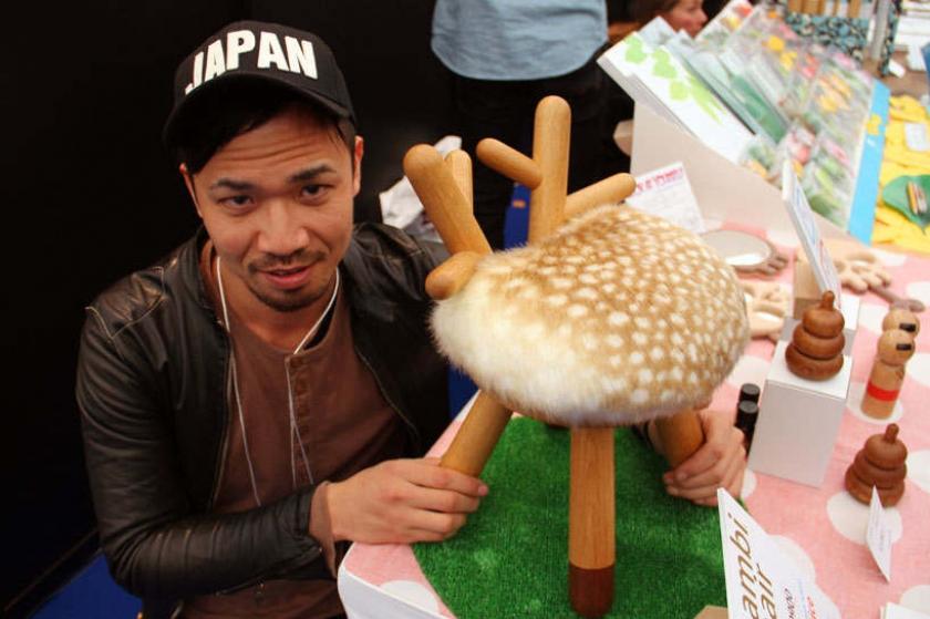 1-chair-bambi-takeshi-sawada