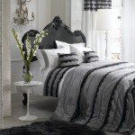 Design bedrooms in dark colors
