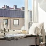 Sill design for a cozy home