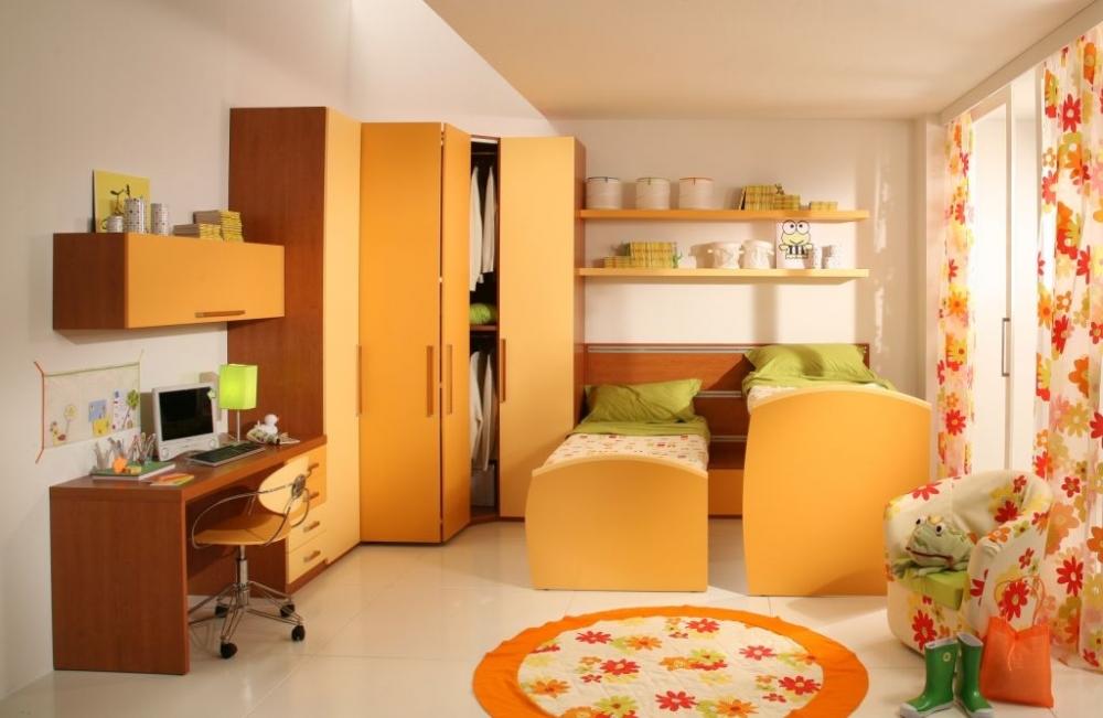 Design children s rooms ideas for home garden bedroom for Recamaras infantiles
