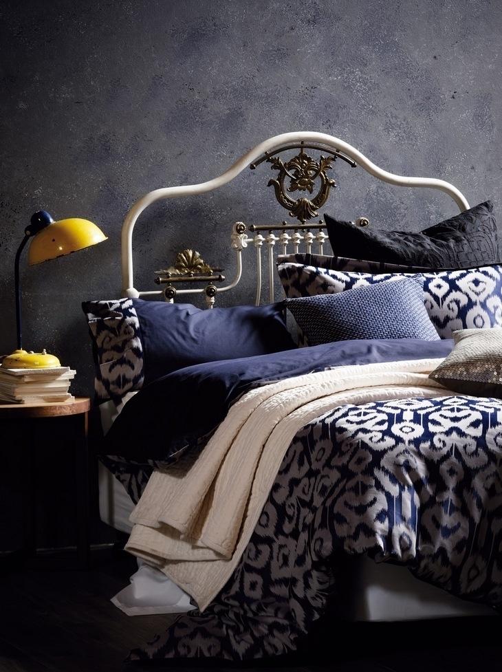 design bedrooms in dark colors ideas for home garden