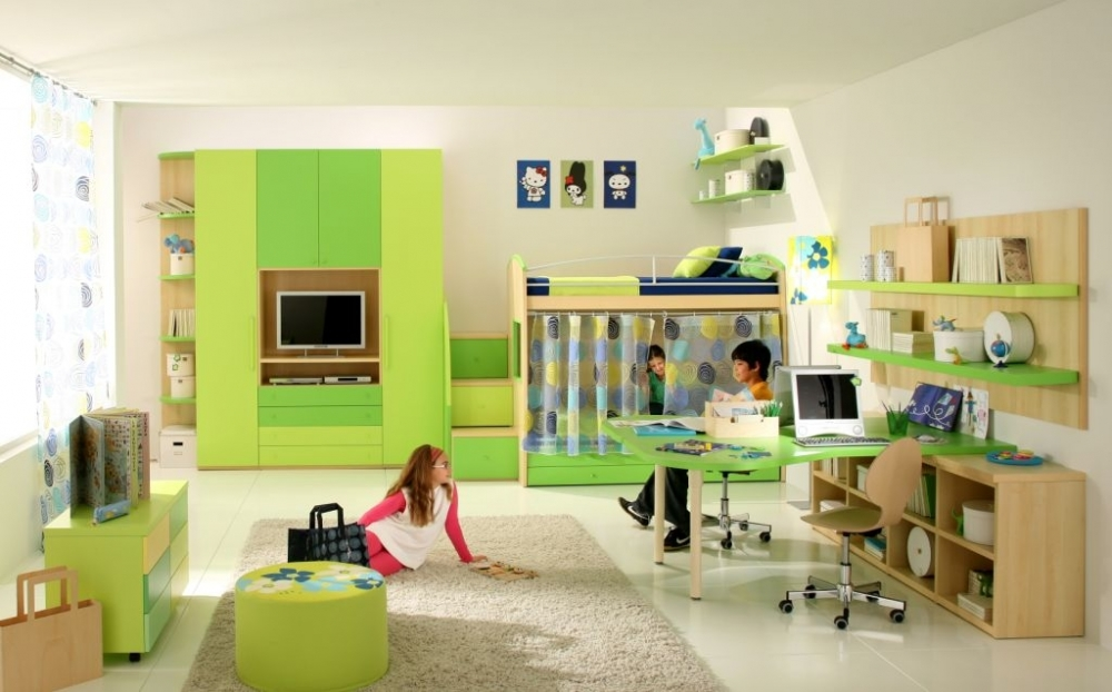 Wonderful Children Boy Girl Room 1000 x 622 · 332 kB · jpeg