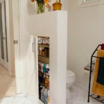 Accessories for the bathroom and laundry room