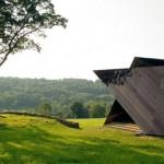 Futuristic Farmhouse