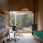 Pirates Bay House - Wooden House Australian architects