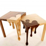 """Tasty"" interior duo Fusion Tables"
