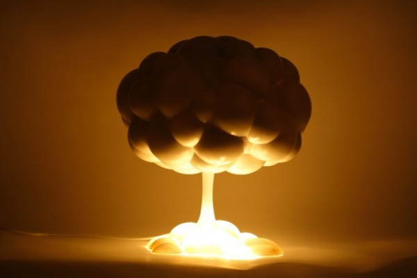 Table lamp mushroom lamp light appeal of japanese designers the aloadofball Image collections