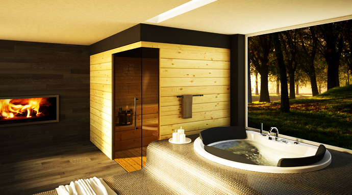 Related Posts Sleek Wooden Bathroom Round Bath Nice Interior For Small