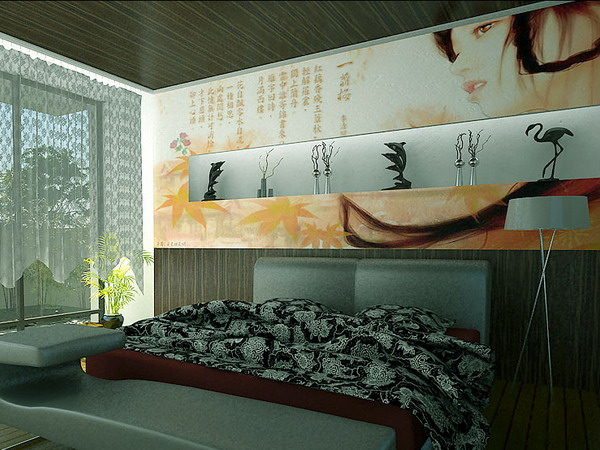 1-bedroom-beautiful-headboard