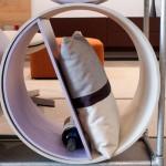 Creative eco-shelving by Italian designers