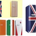 Designer SMEG fridge